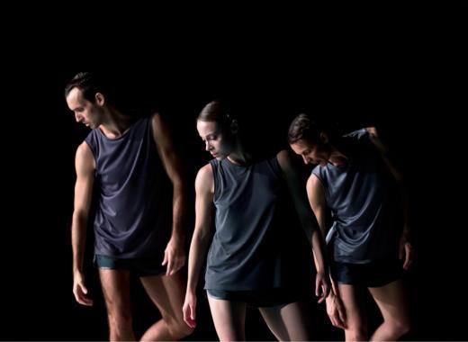 Master class avec la danseuse Anne-Sophie Lancelin