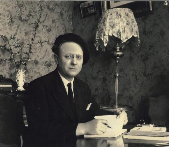 Accrochage : Ernest Pérochon, prix Goncourt 1920 - Reporté