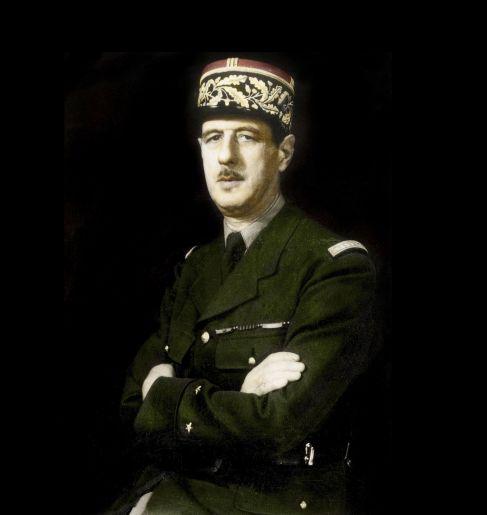"""Conférence : """"Comment devient-on le Général de Gaulle ?"""""""
