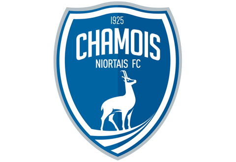 Football Ligue 2. Chamois niortais -  GFC Ajaccio