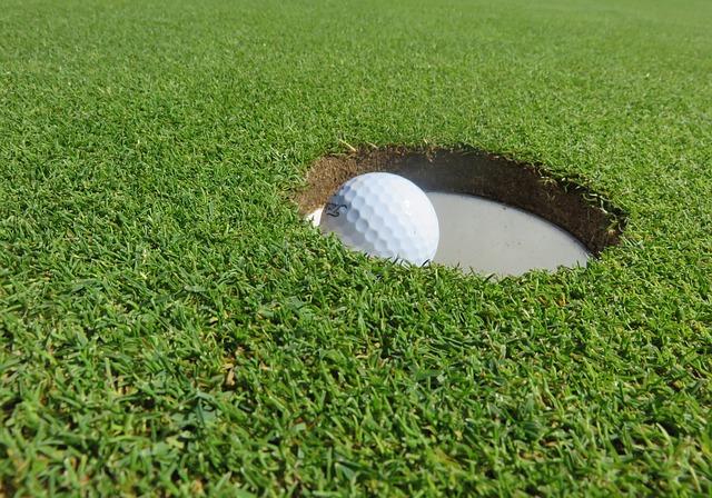 Niort Plage : Golf Game