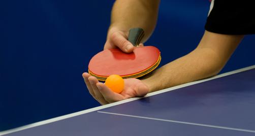 Tennis de table N2 : Niort TT / Goélands de Biarritz