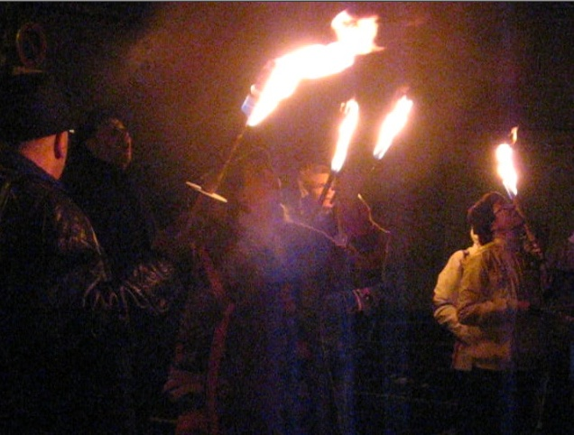 Balade aux flambeaux