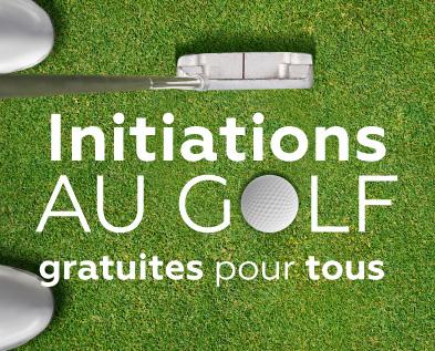 Sport : Initiation au Golf