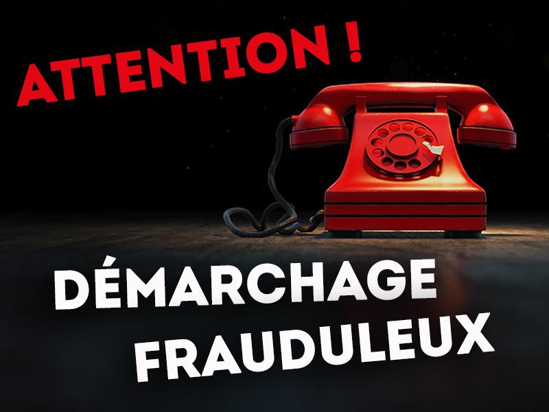 Un démarchage frauduleux de grande ampleur est actuellement en cours sur une opération de vérification de charpentes.