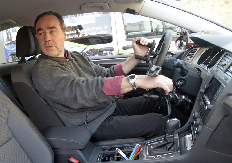 Kit voiture handicapé