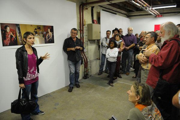 Rencontre jeune public huy 2012