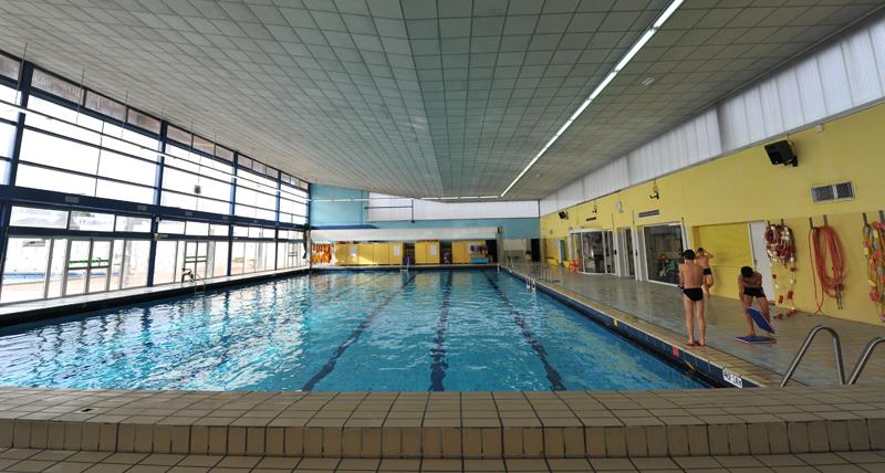 La piscine de pr leroy en chantier mairie de niort - Piscine aurec sur loire horaires ...