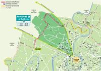 Plan parcours 6 - Buffevent