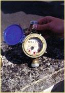 Photo - Compteur d'eau