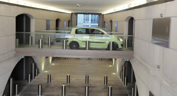Parking de la Brèche - Eric Chauvet