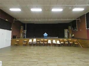 Salle des fêtes de Saint Liguaire