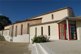 Salle des fêtes de Sainte Pezenne