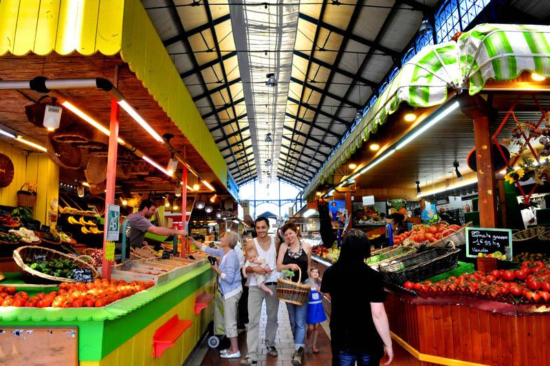 Economie mairie de niort for Parc des expositions niort