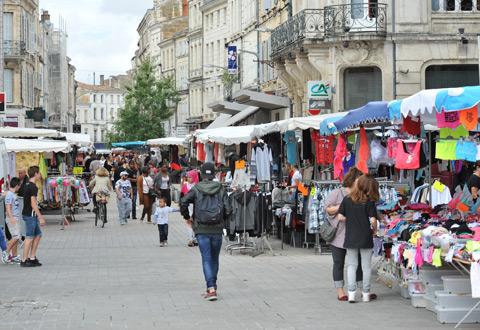 Braderie en centre ville mairie de niort - Chambre de commerce niort ...