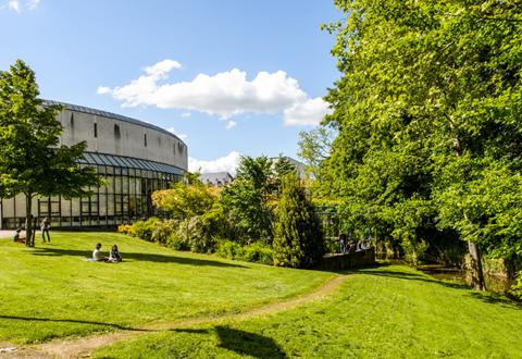 Les jardins niortais