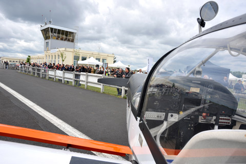 Portes ouvertes à l'aérodrome