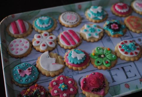 D cor en p te sucre mairie de niort for Pate a sucre decoration