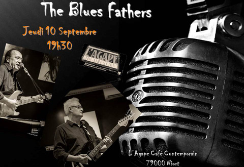 Blues Rock. Blues Fathers