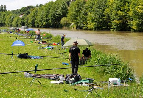 Championnat régional de pêche au coup