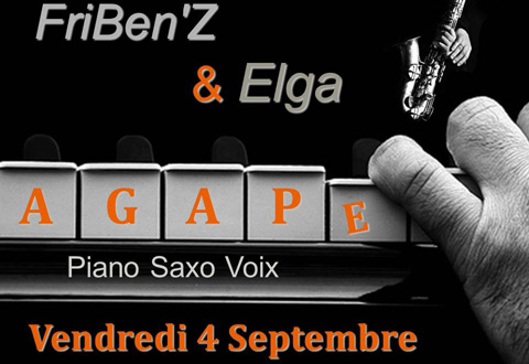 Soul-pop. FriBen'z & Elga Branco