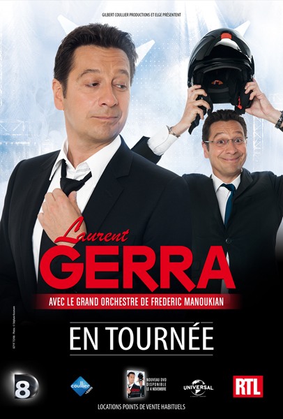 Humour. Laurent Gerra