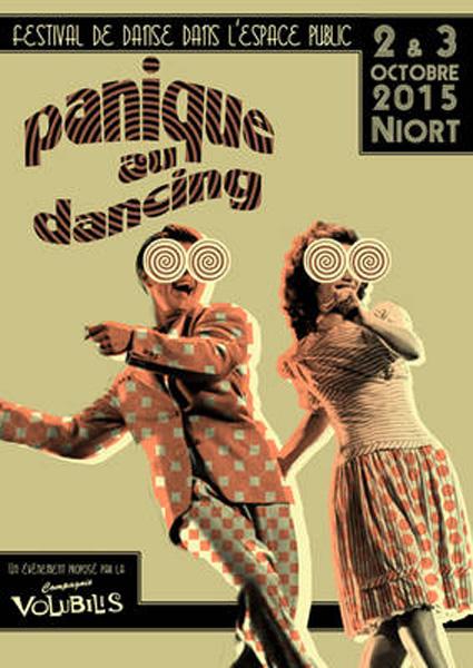 Festival de danse. Panique au dancing