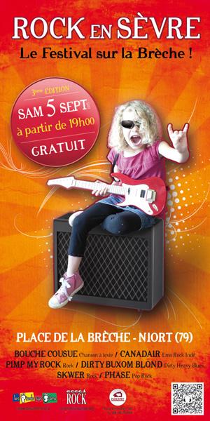Festival Rock en Sèvre