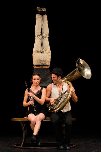 """Festival de cirque. """"Roue Libre"""""""