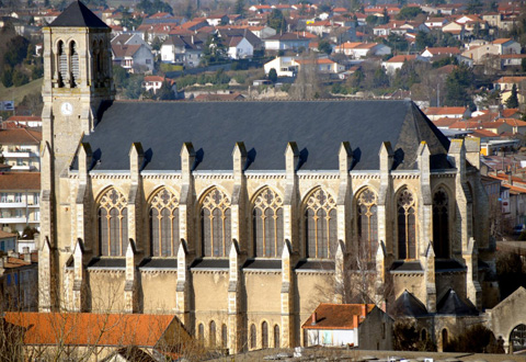 Visite de l'église Saint-Etienne