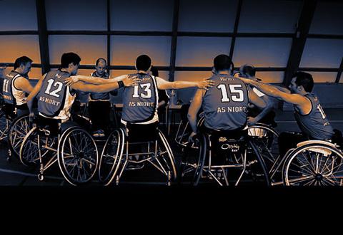 Tournoi de basket fauteuil Grand sud ouest