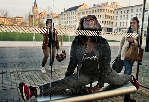 Expo.  « Wesh la Brèche » de Vincent Rosenblatt