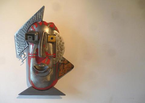 Expo sculptures de Richard Métais