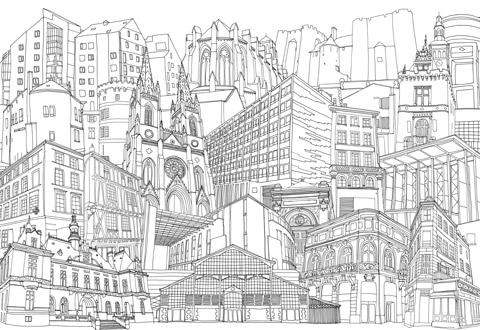 Expo collective - Le dessin est beau si la ligne est vivante