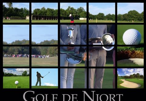 Golf. Grand Prix de Niort