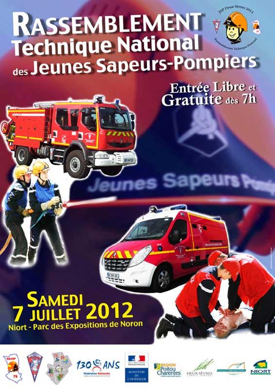Rassemblement national des jeunes sapeurs pompiers for Parc des expositions niort