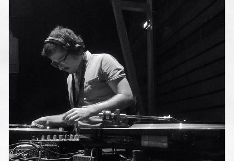 DJ set. Les midis du Camji. Natosito