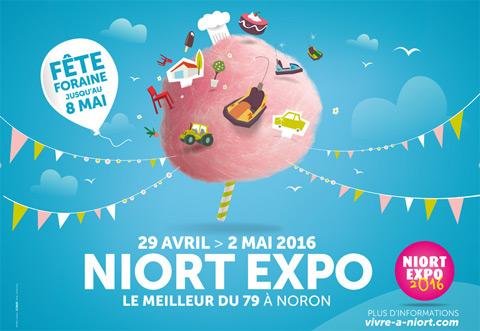 illustration de la manifestation NiortExpo 2016