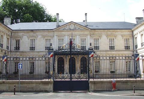 Visite commentée de  l'Hôtel de la préfecture