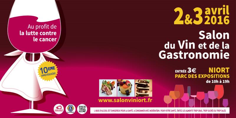 Salon du vin de la gastronomie et du chocolat mairie de for Parc des expositions niort