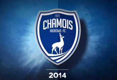 Football ligue 2. Chamois niortais- AJ Auxerre