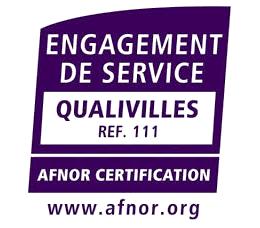 Logo Qualivilles - AFNOR Certification
