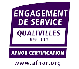 Logo Qualivilles - AFNOR Certification